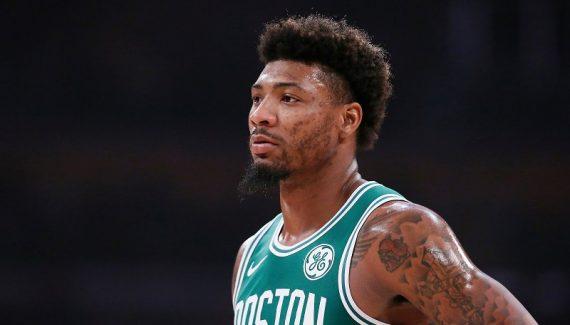 Marcus Smart reconnaît les problèmes des Celtics mais n'accable pas Kyrie Irving