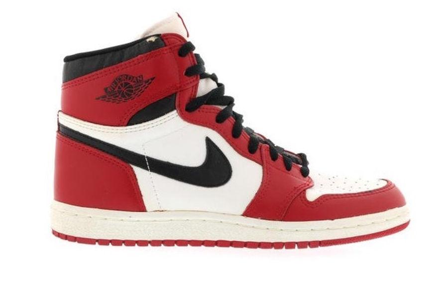 chaussure air jordan 1 chicago