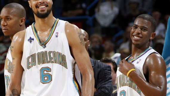 Tyson Chandler et Chris Paul réunis aux Rockets ?