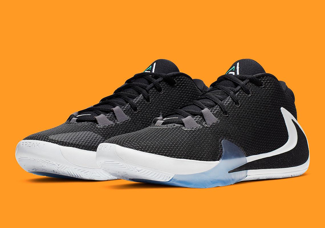 site réputé 92d6c 7454c Nike : un nouveau coloris pour la Freak 1   Basket USA