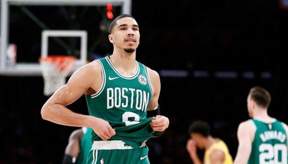 Jayson Tatum impatient de construire l'alchimie des Celtics avec Team USA