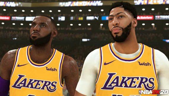 Premières impressions de NBA 2K20 : un cru plus facile d'accès