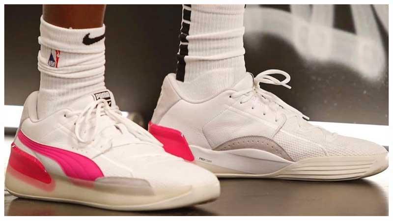 chaussure basse puma