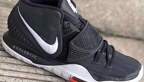 Nike : le Kyrie 6 se dévoile