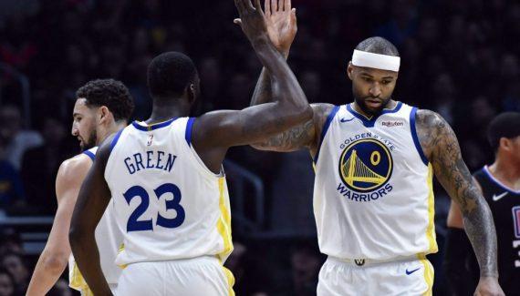 La nouvelle blessure de DeMarcus Cousins attriste toute la NBA