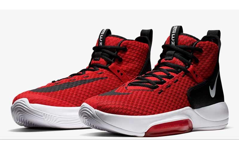 Nike : la Zoom Rize, une nouveauté rebondissante | Basket USA