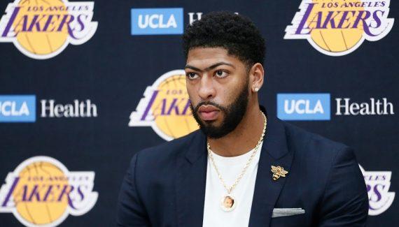 Anthony Davis souhaite que les Lakers dominent en… défense !