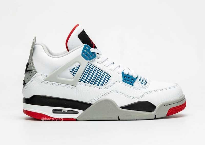 acheter pas cher db063 76507 Toutes les Air Jordan 4 sur une seule Air Jordan 4 | Basket USA
