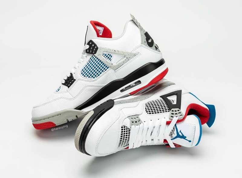 acheter pas cher 7ef40 442a4 Toutes les Air Jordan 4 sur une seule Air Jordan 4 | Basket USA