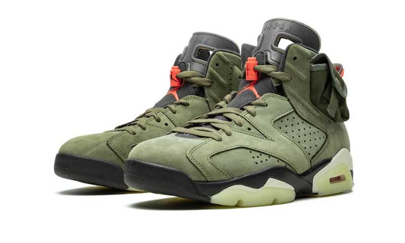 separation shoes 78e4f 6375a La Air Jordan 6 x Travis Scott bientôt disponible | Basket USA