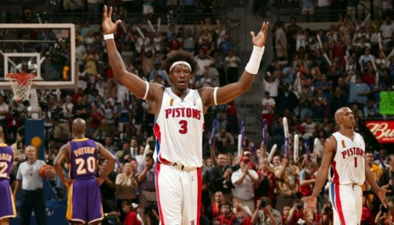 [happy birthday] Ben Wallace – Definition of Toughness