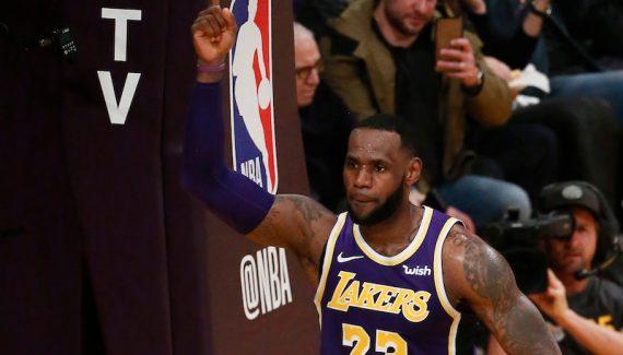 Pour Chris Bosh, les Lakers ont l'équipe la plus solide de Los Angeles