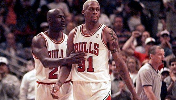 Dennis Rodman : « À Chicago, Michael Jordan était Dieu, Scottie Pippen était Jésus, j'aurais dû être Moïse »