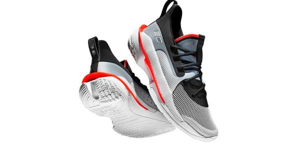 Under Armour officialise la Curry 7 | Basket USA