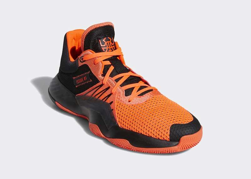 designer fashion good selling best sale adidas : pour Halloween, Donovan Mitchell aura une chaussure ...