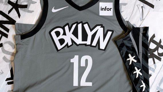 Les Nets dévoilent un nouveau maillot « Statement »