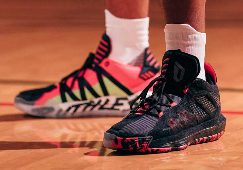 adidas : sortie le 29 novembre pour la Dame 6 | Basket USA
