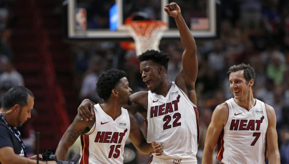 Vainqueur facile de Detroit, Miami grimpe à la 2e place