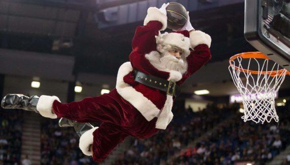 Un match de basket à New York ? Pensez à acheter vos places pour les fêtes de fin d'année