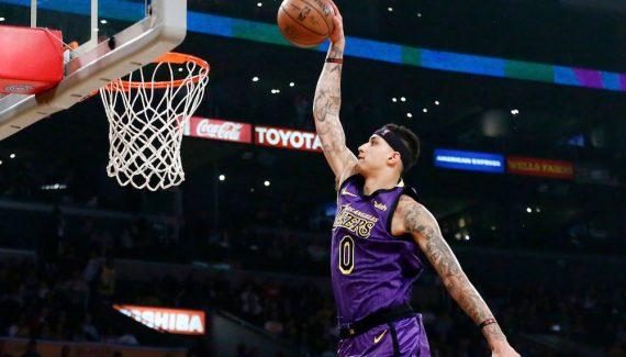 Kyle Kuzma s'impose en troisième arme offensive des Lakers