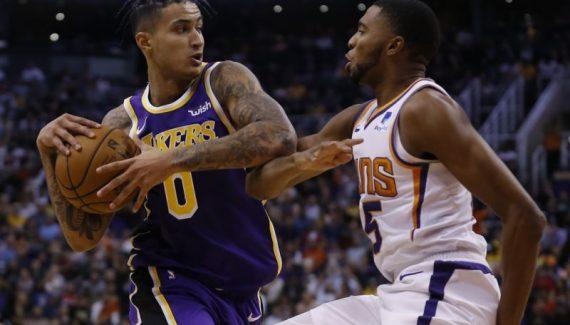 Suns – Lakers : Kyle Kuzma en facteur X