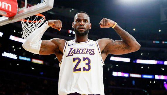 La course au MVP : LeBron James défie toujours le temps