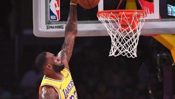 Lakers – Thunder : une nouvelle page d'histoire pour LeBron James