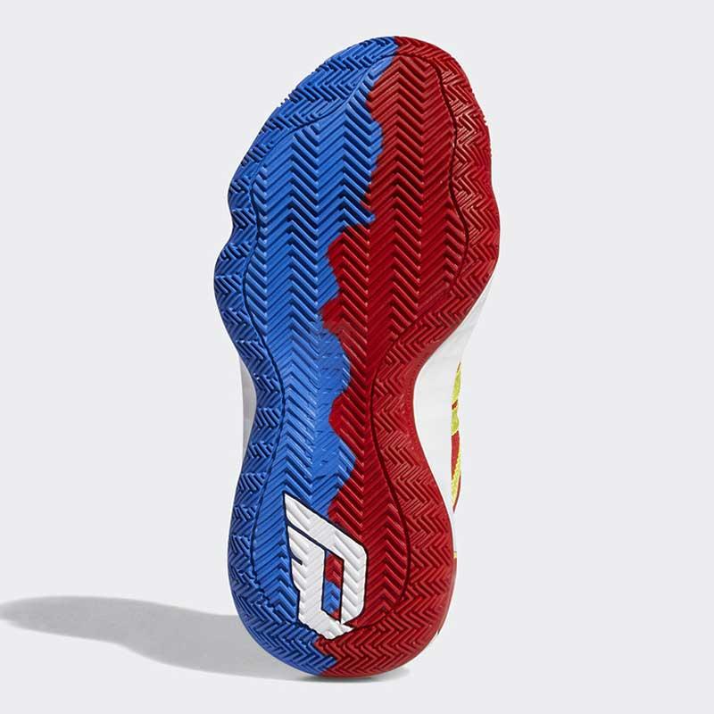 Adidas : Sonic pose sa crête sur la Dame 6 | Basket USA