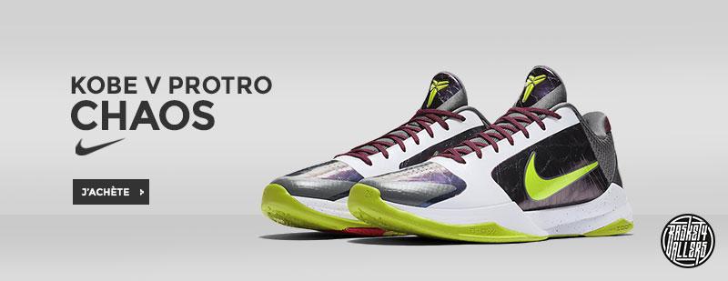 Nike : les premières images de la deuxième chaussure à