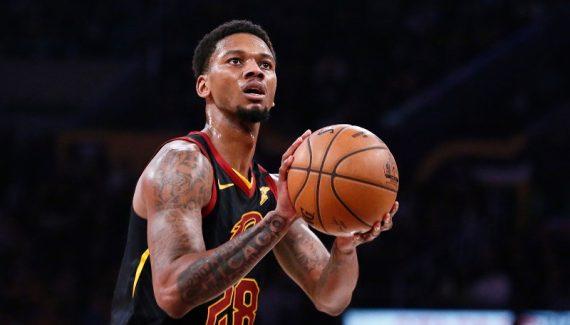 Être en NBA suffit au bonheur d'Alfonzo McKinnie