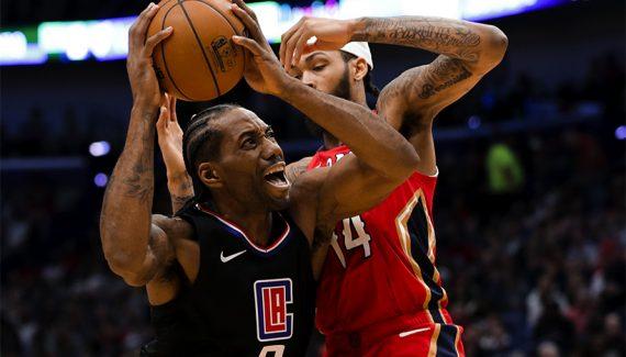 Les Clippers bombent le torse pour éviter le piège des Pelicans