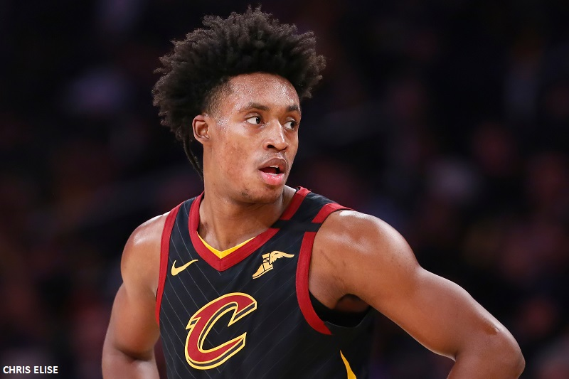 Rising Stars Challenge : Collin Sexton remplace Tyler ...