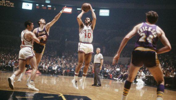 Les Knicks ont trouvé une date pour célébrer les 50 ans de leur premier titre