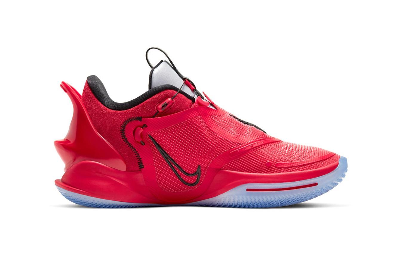 Une Nike Adapt BB 2.0 aux couleurs de Chicago | Basket USA