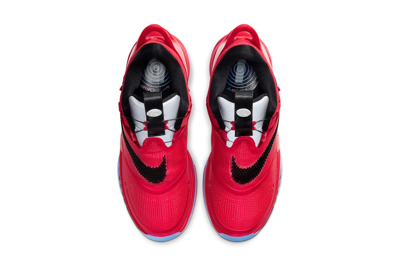 Une Nike Adapt BB 2.0 aux couleurs de Chicago   Basket USA