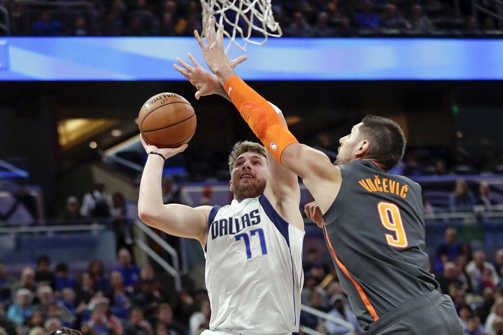 Dallas mange Orlando à la sauce européenne !   Basket USA