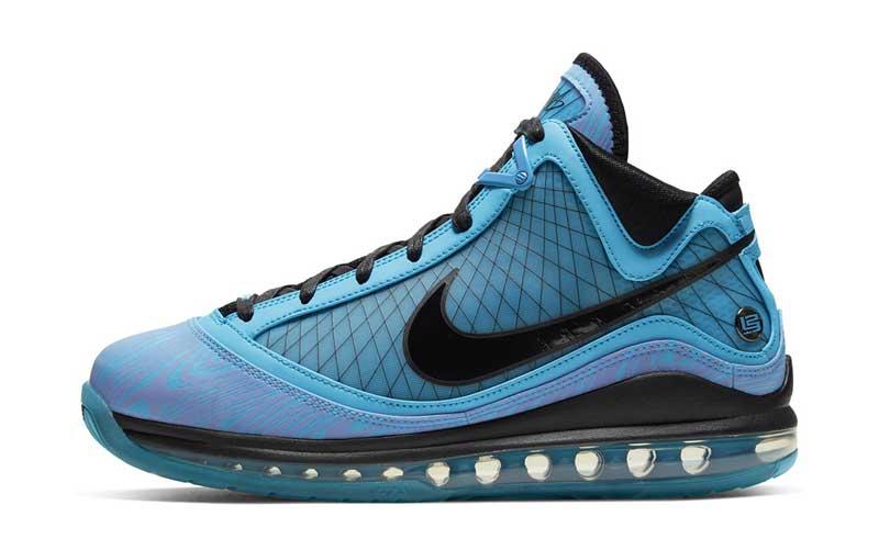 Dix ans après, Nike ressort la LeBron 7 « All Star