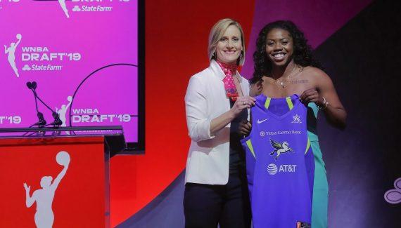 La Draft WNBA maintenue au 17 avril mais réalisée virtuellement