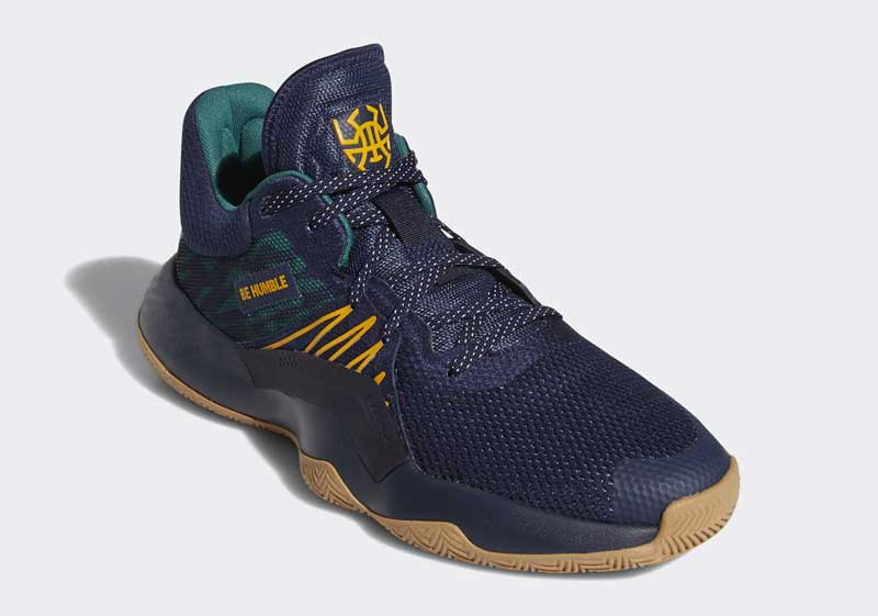 basket adidas qui change de couleur