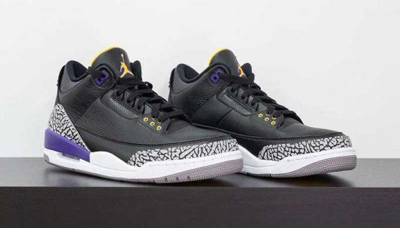 La Air Jordan 3 de Kobe Bryant arrivera en novembre