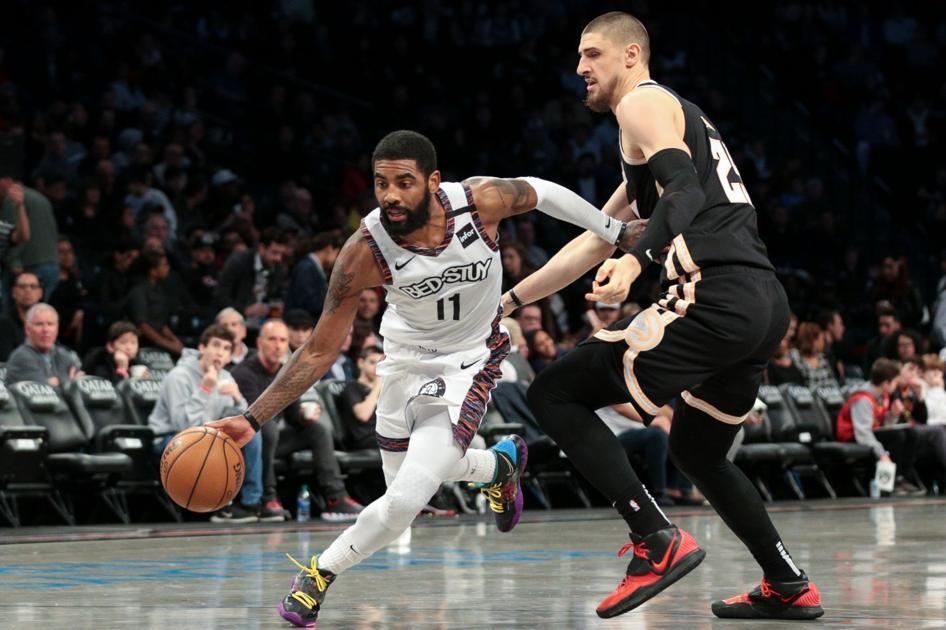 Kyrie Irving s'est fait opérer de l'épaule | Basket USAKyrie Irving Sage