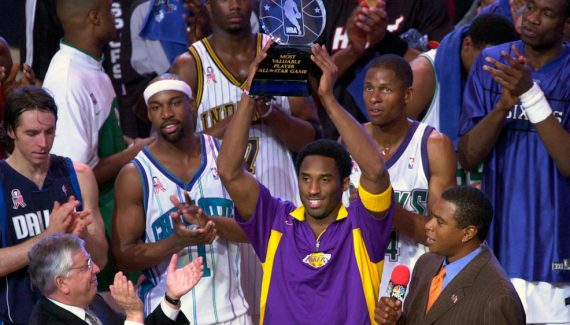 Quiz du soir : les MVP du All-Star Game depuis 50 ans