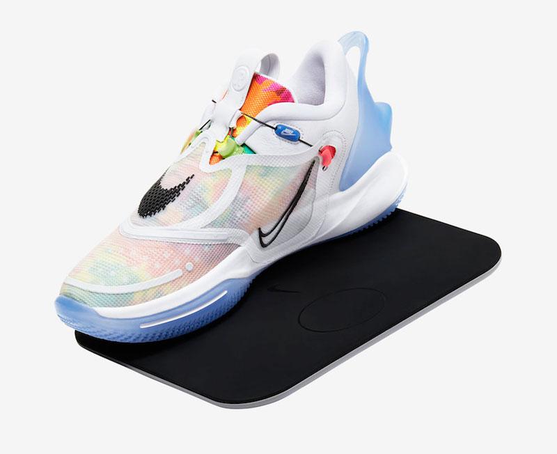 Nike : l'Adapt BB 2.0 fait le plein de couleurs | Basket USA