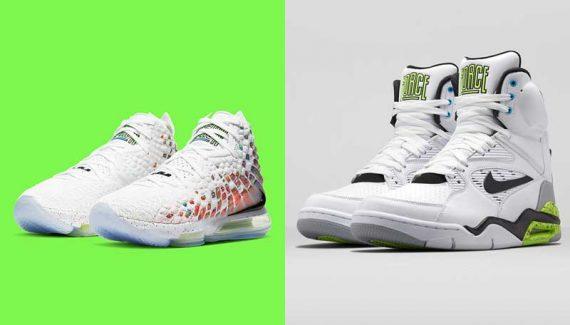 Nike : la LeBron 17 arrive en Force | Basket USA