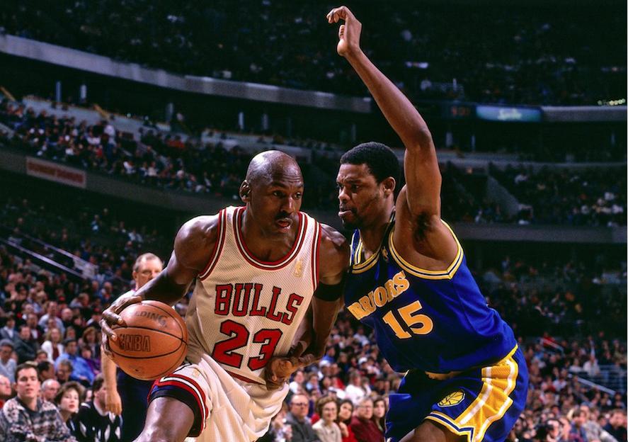 Quand le retraité Michael Jordan s'était incrusté à un