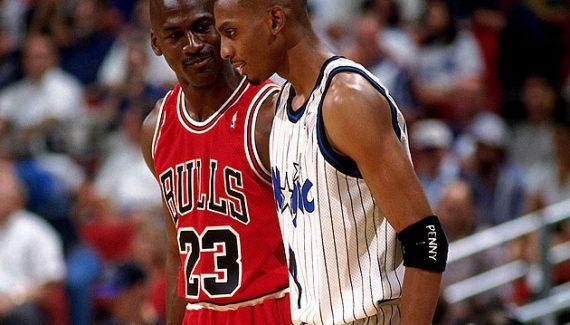 Penny Hardaway raconte l'unique fois où Michael Jordan a