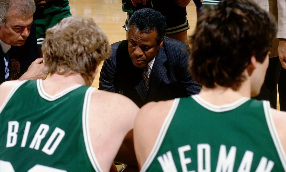 K C Jones L Autre Legende De Boston Qui A Plus De Bagues Que De Doigts Basket Usa