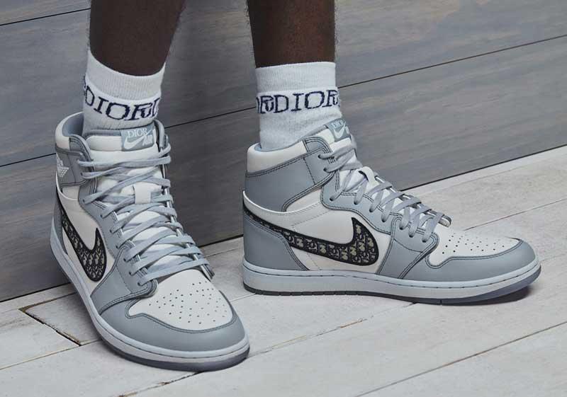 La chasse aux « Air Dior » lancée par surprise ! | NBA | Basket USA