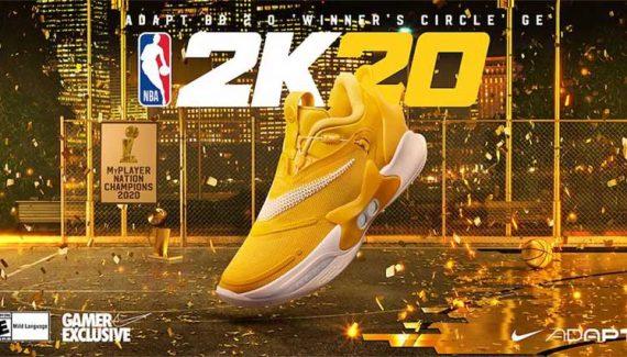 Une Nike Adapt BB 2.0 spéciale pour les meilleurs joueurs de