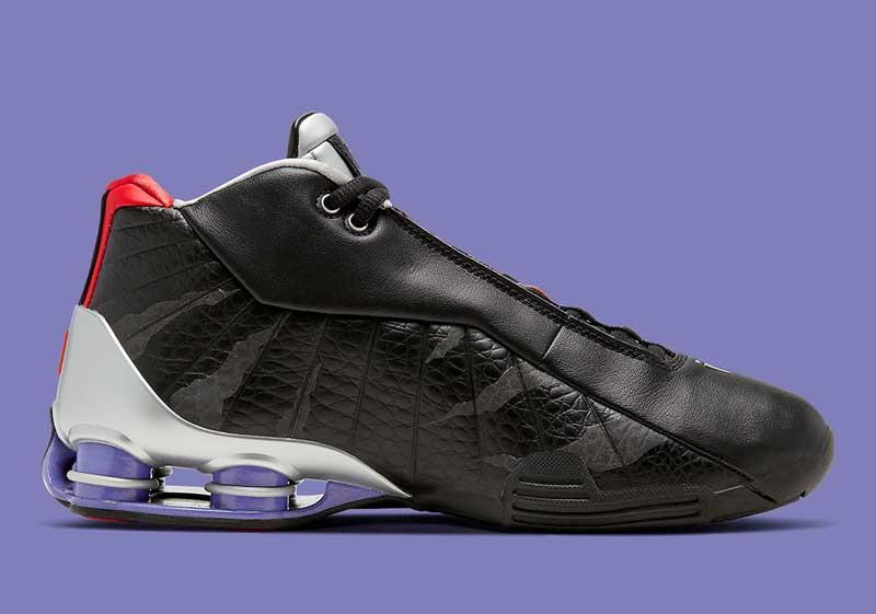 Nike : la Shox BB4 « Raptors » fait ses adieux à Vince